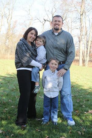 2012 - Thanksgiving portraits