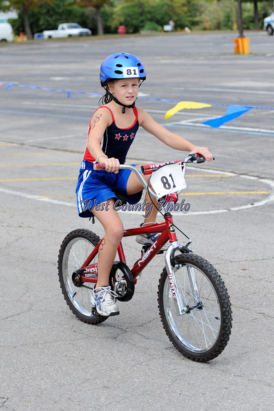 11:30 - 12:30 JCCA Kids Triathlon