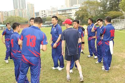 2014-15 HKCA Dragons v Independents U19