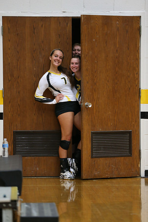 2013 Centerville High School Girls Volleyball