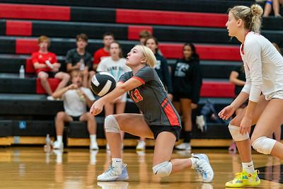 CCS Varsity Volleyball 9-14-21