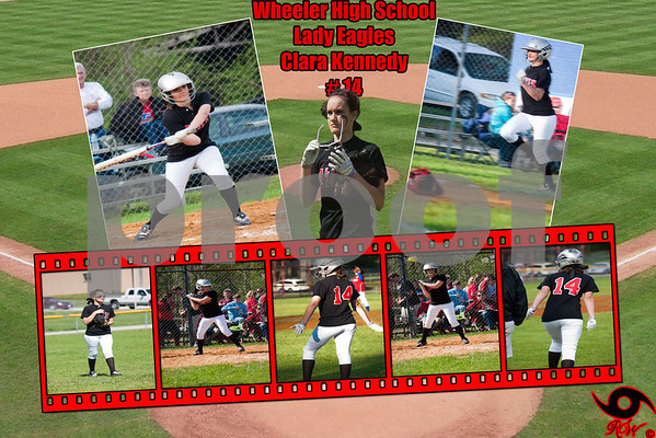 Wheeler High School Softball (Fast Pitch) Posters