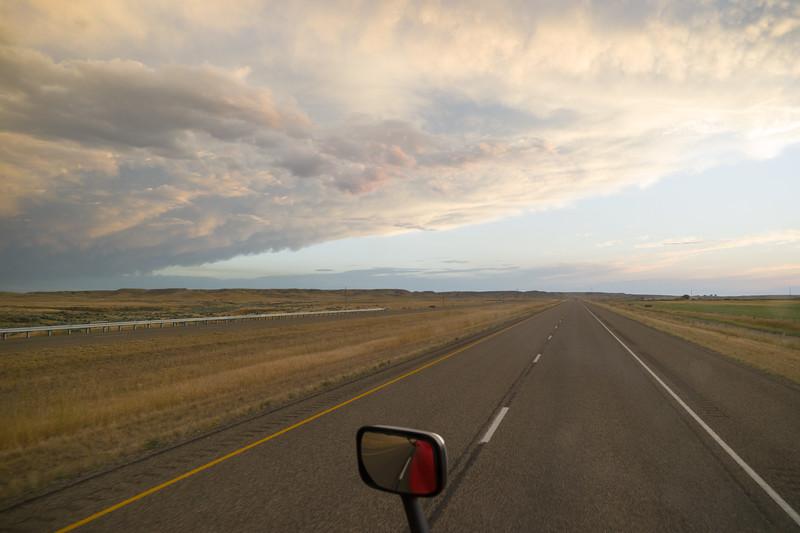 Eastern Montana Skies