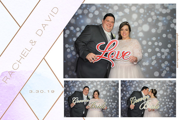 Rachel & David  3/30/19