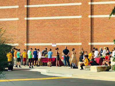 8th Grade Ice Cream Social