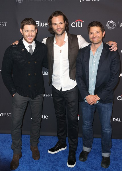 Jensen Ackles, Jared Padalecki, Misha Collins