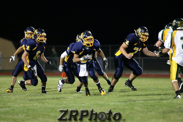Archbold vs Evergreen Varsity 2010