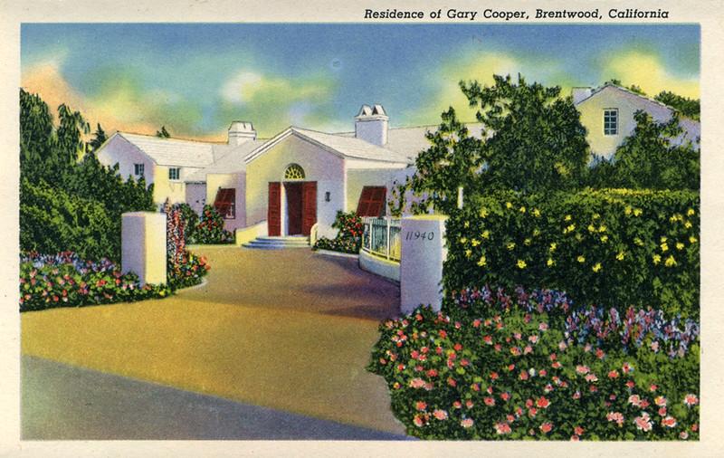 Residence of Gary Cooper