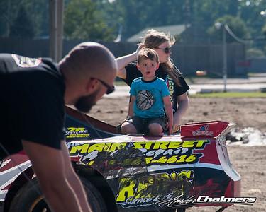 Fonda Speedway 6.29.19 - Amber Chalmers