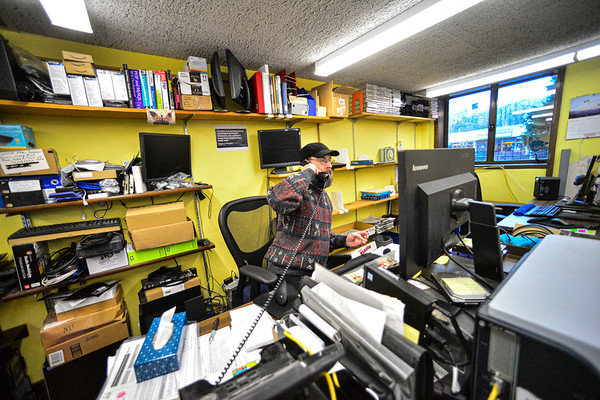 Keeping the library operating - 031720