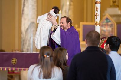 Agnes' Baptism