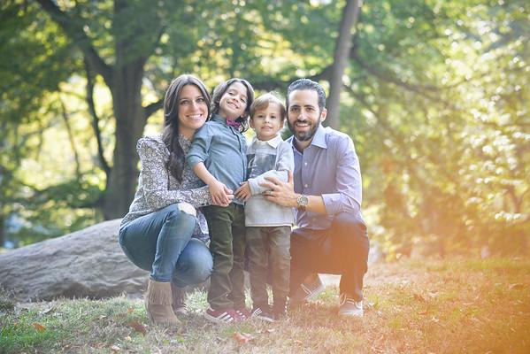 Ben-Dor Family Photos 2016