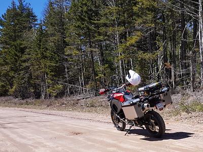 05-5, Back road ride