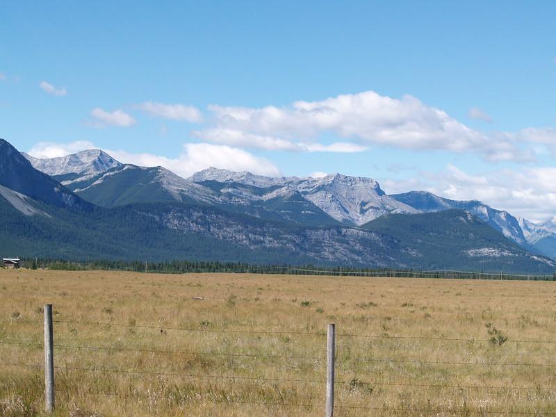 Morley Flats, just outside of Calgary (2006)