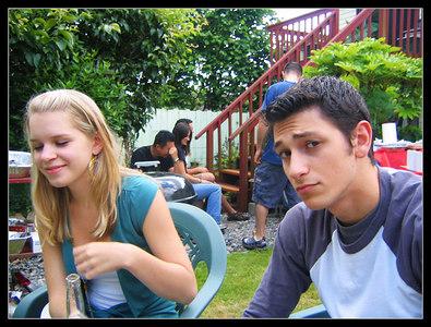 Graduation Party, 6-10-2006