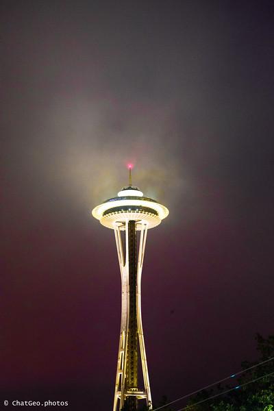 Space Needle, Seattle WA