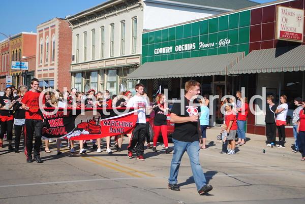 Fulton Homecoming Parade