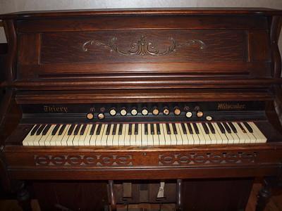 Pump (Reed) Organ - received at farm Jan 2015