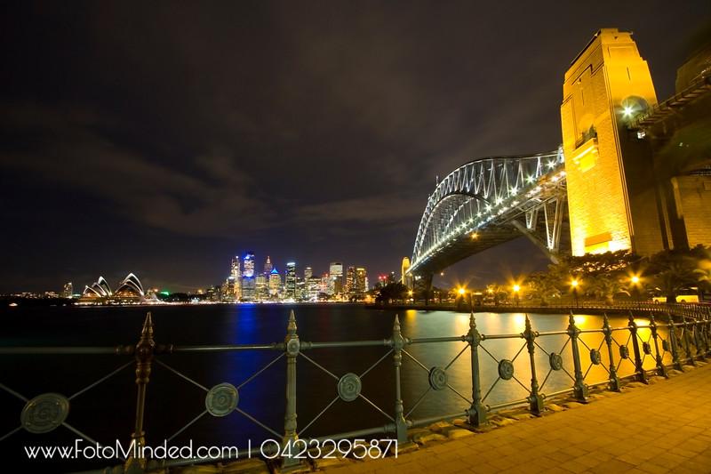 Sydney Opera House and Harbor Bridge - Icons of Australia