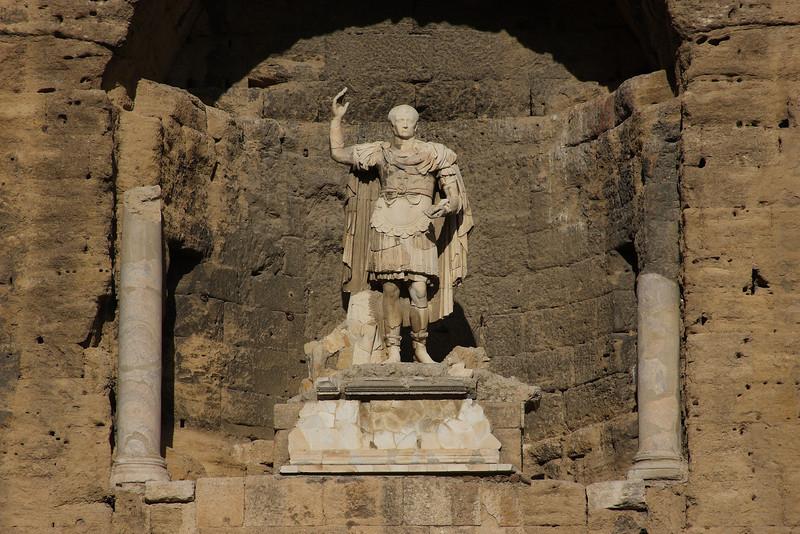 Théâtre antique d'Orange - Julius Caesar
