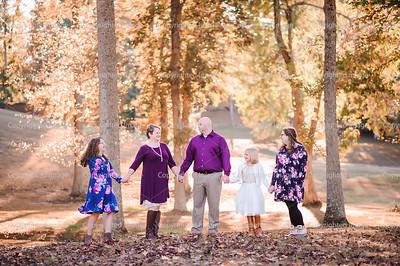 Amanda Sexton Family  Fall 2019