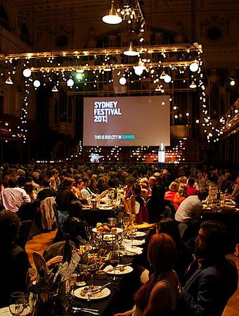 Sydney Fest Prog Launch 23 Oct 2012