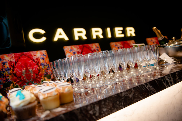 Carrier - Alderley Edge Event