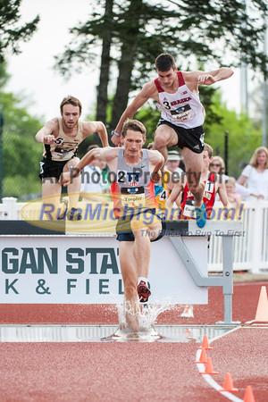 BIG10 Men's Steeplechase Final Gallery 2 - 2015 Big Ten Outdoor