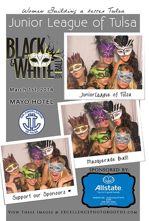 Junior League of Tulsa Black and White Ball