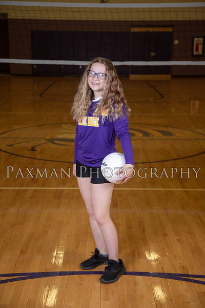 2018 7th Grad Volleyball