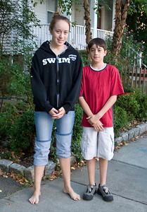 First Day of School, September 2007