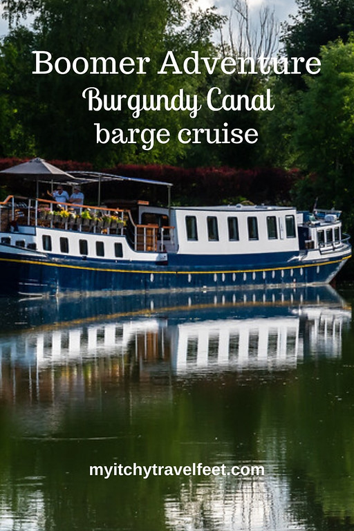 Boomer adventure on a Burgundy Canal barge cruise