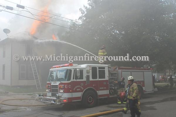 8/10/17 - Jackson house fire, 1809 Pringle