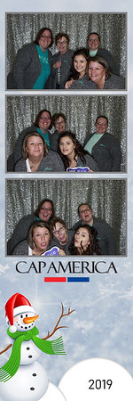 Cap America Holiday Party 12/19/19
