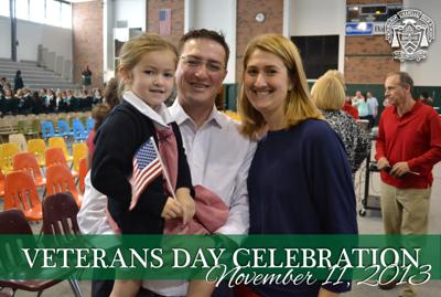 Veterans Day Celebration 2013