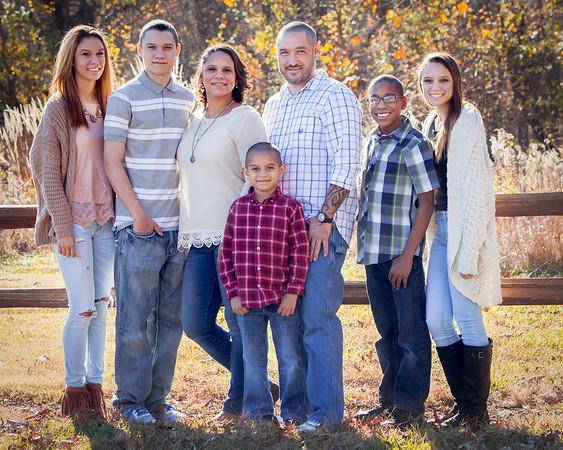 Sarah & Dave Family Photos