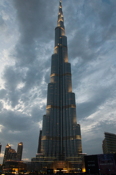 Dubaj | Burj Al Khalifa