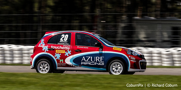 2017 Nissan Micra Cup Victoria Day Wknd