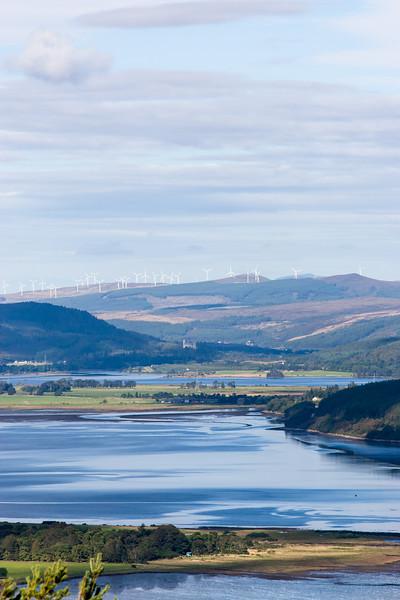 Kyle of Sutherland, Scotland