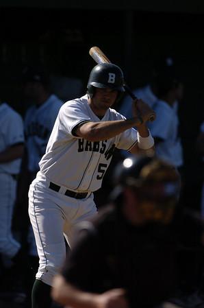 babson baseball v WPI  4.25.2005