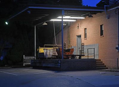 Shepherdstown at Night
