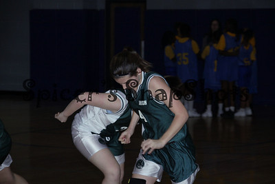 BSS Girls vs Notre Dame 2-10-09