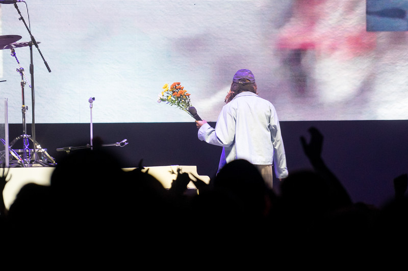 Blood Orange opens for Tyler the Creator, October 14, 2019