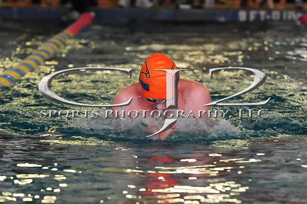 1-26-2013 District Swim Meet
