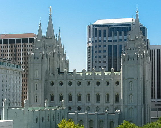 Greater Temple Square