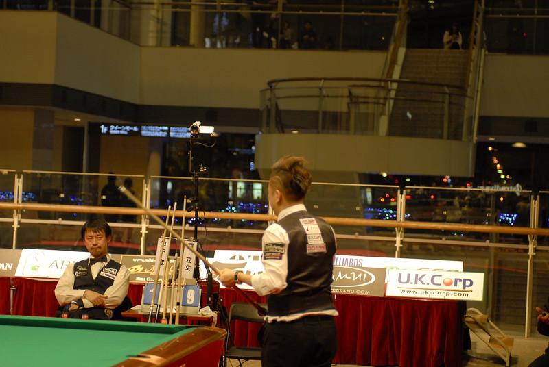 Yokohama Billiards Tournament