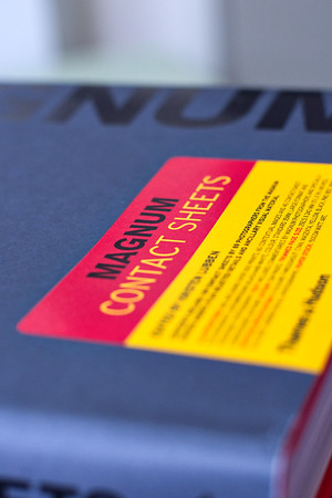 Magnum Contact Sheets- 4 'Take Aways'
