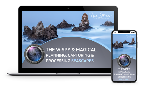 The Wispy & Magical a comprehensive look at Seascapes