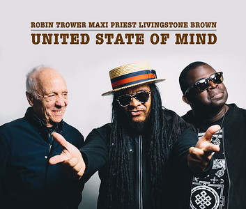 Robin Trower, Maxi Priest and Livingstone Brown