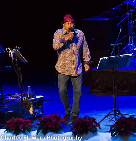 Aaron Neville Concert